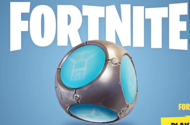 Fortnite Port-a-fort